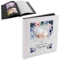 Album na chrzest dla dziecka z nadrukiem