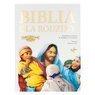 Biblia dla rodziny. Pamiątka z Grawerem na Chrzest