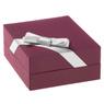 Srebrne kolczyki pr.925 białe serduszka z cyrkoniami DEDYKACJA 5