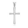 Srebrny krzyżyk na I Komunię Św. / Chrzest Św. / pr. 925 1