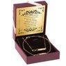 Złota bransoletka i naszyjnik pr. 333 Nieskończoność z Grawerem i Dedykacją 2