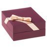 Złoty komplet bransoletka naszyjnik pr. 333 Nieskończoność grawer złota kokardka 8